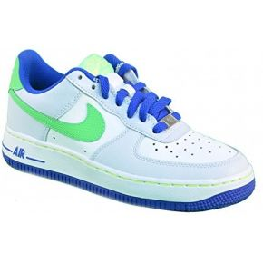 Nike - nike air force 1 (gs) scarpe bianche...