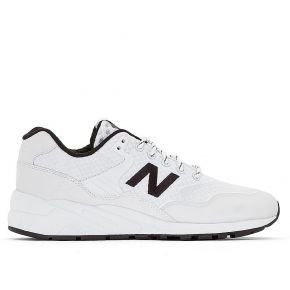 Baskets mrt580xh masculin blanc new balance
