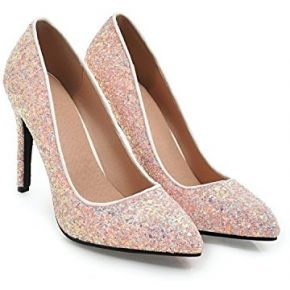 Cxq-talons qin&x women's pointy toe stiletto...