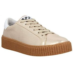 No name picadilly sneaker buzz gold sole mastic...