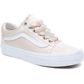 Baskets ua old skool feminin beige vans