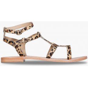 Sandales chimere leopard - bons baisers de...
