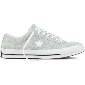 Baskets one star og color mixte gris converse