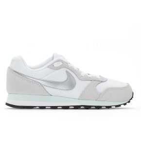 Baskets md runner 2 feminin blanc nike