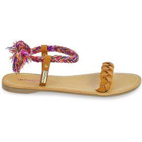 Sandales olaf feminin jaune les tropeziennes...