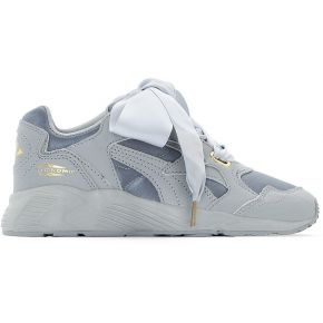 Baskets trinomic prevail heart feminin gris puma