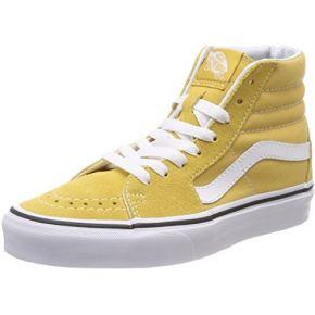 Vans sk8-hi, baskets hautes mixte adulte, jaune...
