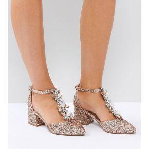 Femme asos design - wizard - chaussures à talon...