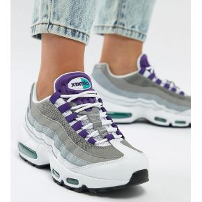 Femme nike - air max 95 - baskets multicolores...