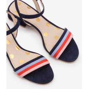Sandales à talon zoe nav femme boden, multi