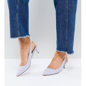 Femme asos - spirit - chaussures à talon bobine...