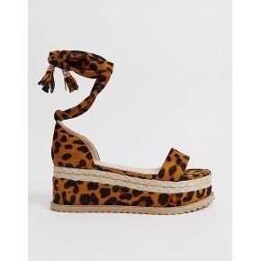 Femme raid - elva - sandales plates style...