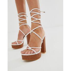 Femme public desire - strut - sandales...