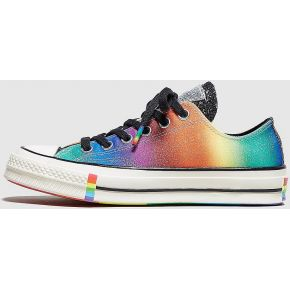 converse tie and dye baskets colorees canons Run Baby Run