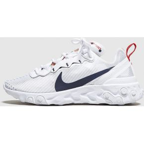 Nike react element 55 unite totale femme, blanc