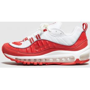 Nike air max 98 se femme, rouge