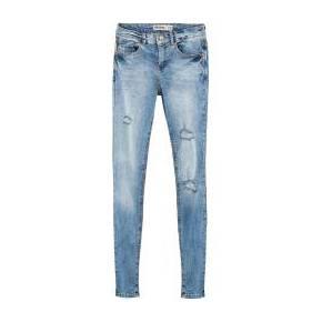 Jean skinny aspect déchiré femme new look -...