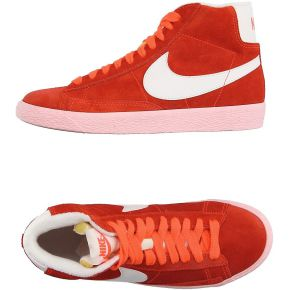 Sneakers & tennis montantes nike femme. rouge....