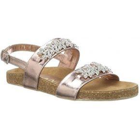 Xyxyx sandale, sandales compensées femme - rose...