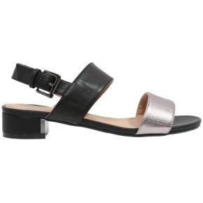 Anna field sandales black/gunmetal