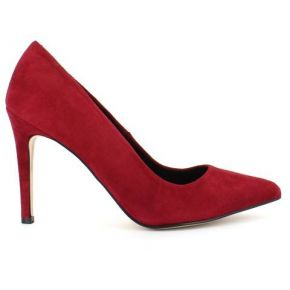 Escarpins rouge samelli pour femme