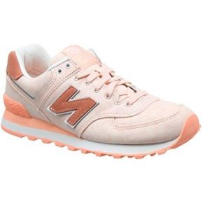 New balance 574 textile, sneakers basses femme,...