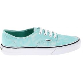 Chaussures en toile vans authentic turquoise