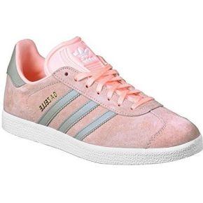 Adidas gazelle, baskets basses femme, rose...