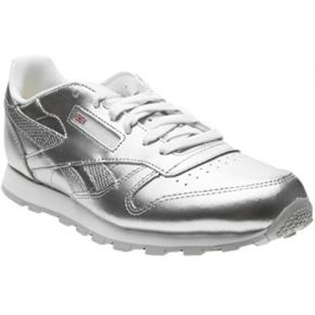 Reebok classic leather metallic, chaussures de...